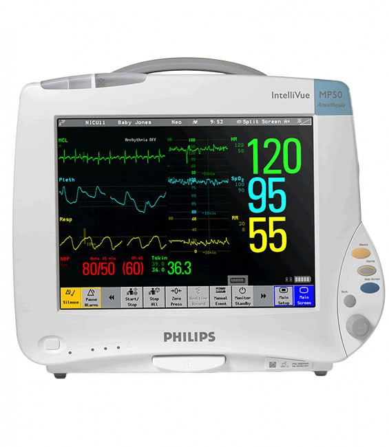 philips intellivue mp50 multiparameter monitor rh denovamedical com Philips IntelliVue MP5 NBP Measurements Philips IntelliVue Information Center